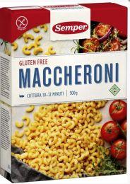 Semper Glutenfri Pasta - Maccheroni