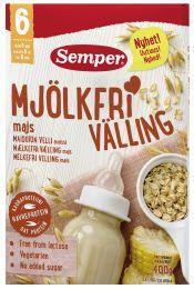 Semper Mjölkfri Välling - 6 mån