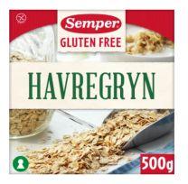 Semper Glutenfri Havregryn