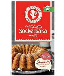 Kungsörnen Brödmix Sockerkaka