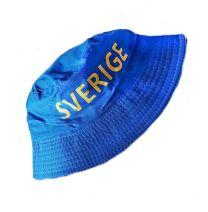 Solhatt Sverige Blå
