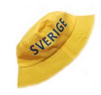 Solhatt Sverige Gul