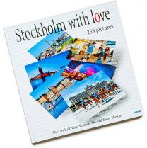 Stockholm With Love Bok