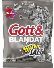 Gott & Blandat Supersalt