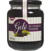 Svart Vinbärsgelé