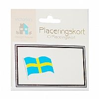 Sverige Placeringskort