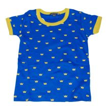 Sverige T-Shirt Blå