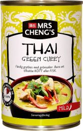 Mrs Chengs Thai Green Curry