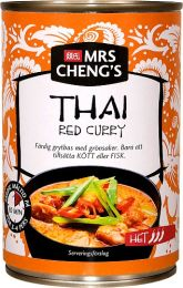 Mrs Chengs Thai Red Curry