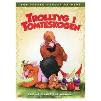 Trolltyg I Tomteskogen  (DVD)