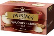 Twinings Apple, Cinnamon & Raisin Påsar