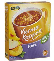 Varma Koppen - Fruktsoppa
