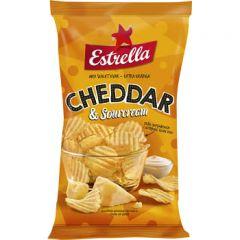 Estrella Chips - Cheddar & Sourcream