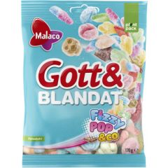 Gott & Blandat Fizzypop