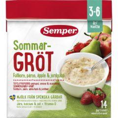 Semper Sommargröt Fullkorn 3-6 År
