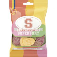S-märke Supersurt  - Candypeople