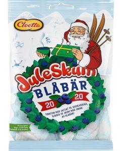 Cloetta Juleskum Blåbär 2020