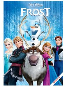 Frost DVD