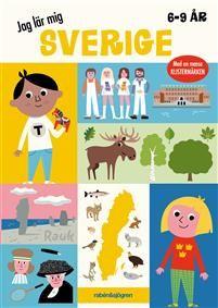 Jag Lär Mig Sverige (6-9 År)