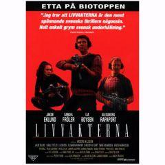 Livvakterna (DVD)