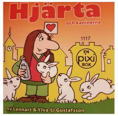 EnPixBok - Hjärta Och Kaninerna