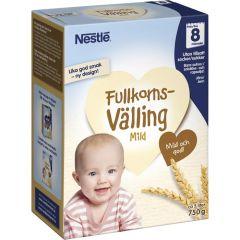 Nestle Fullkorn GodNatt Mild - 8 Mån
