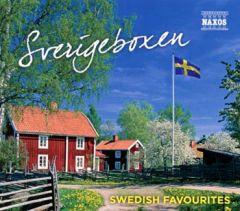 Sverigeboxen 3 CD