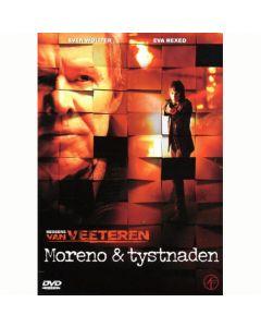 Van Veeteren - Moreno & Tystnaden (DVD)