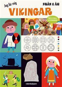 Jag Lär Mig Vikingar (Från 6 År)